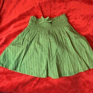 Baby Gap skater skirt with matching under pants